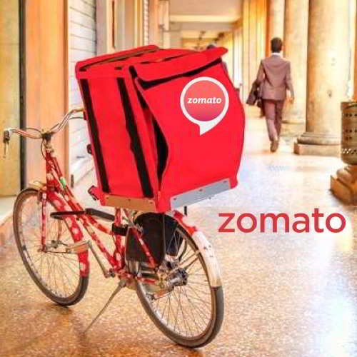 Zomato introduces delivery via bicycle