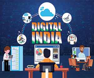 Digital India paving the way for the Growth of Partners