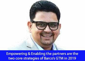 Ramya Chatterjee, Director - Sales, (Visualization & Entertainment), Barco India