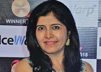 Anita Kukreja, Head – Marketing & Channel Sales at IceWarp India