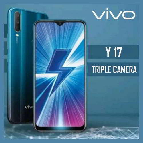 Vivo Launches Triple Camera Camera Phone Y17 In India