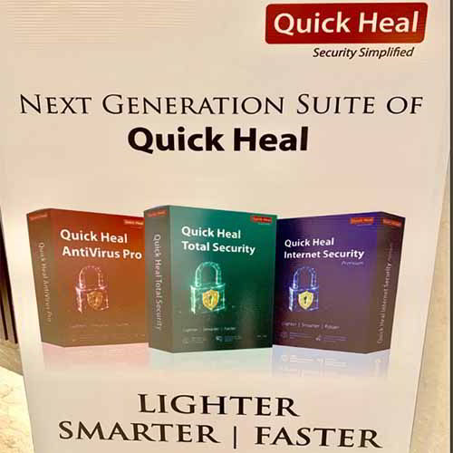 Quick Heal Technologies introduces next-gen suite of cybersecurity solutions, 'Lighter Smarter Faster'