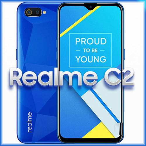 Realme opens pop up store with Realme C2, feature phone