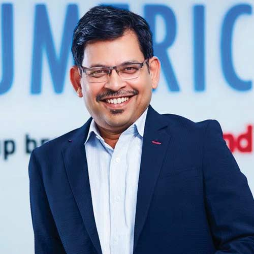 NUMERIC crosses One Million Installation base in India