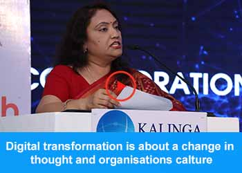 Ms. S. Mohini Ratna, Editor - VARINDIA at 17th IT FORUM 2019