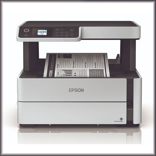 Epson strengthens its portfolio with new Monochrome EcoTank printers for offices