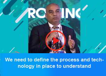 Kamal Dhamija, Cyber Security Officer - Apollo Tyres at 2nd Panel Discussion Part 8