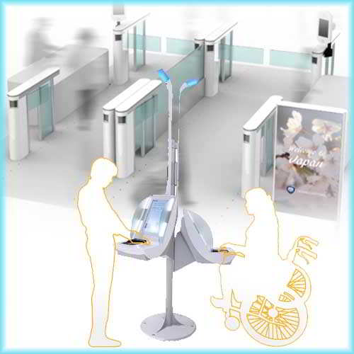 NEC to install customs procedure system with face recognition for six major airports in Japan