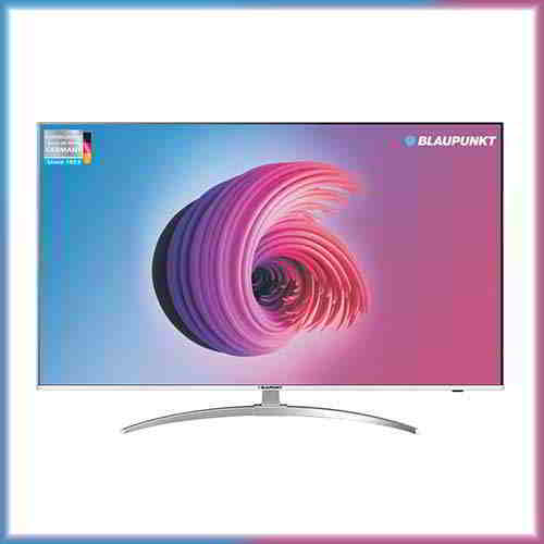 Blaupunkt launches the nextgen QLED Smart TV at INR 64,999/-