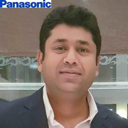 Shirish Agarwal to Lead Brand and Marketing Communications in PANASONIC