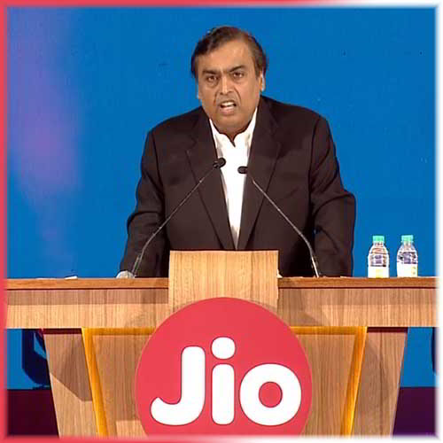 Jio along with Microsoft to accelerate digital transformation