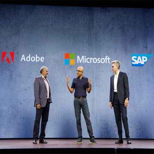 Microsoft, Adobe and SAP are geared to strengthen campaign against Salesforce