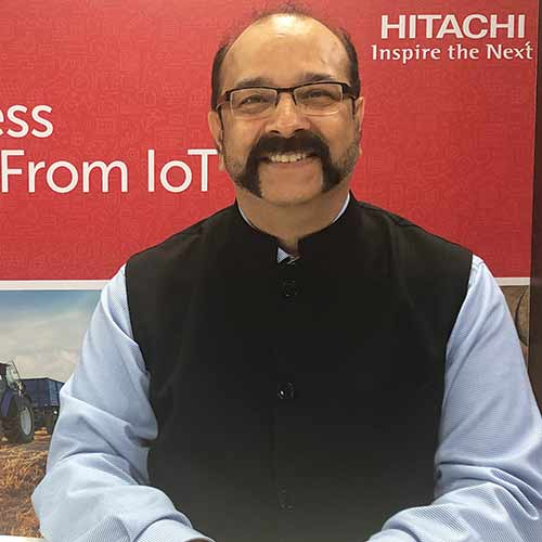 Anupam Nagar, Senior Director - Channels and Alliance, Hitachi Vantara