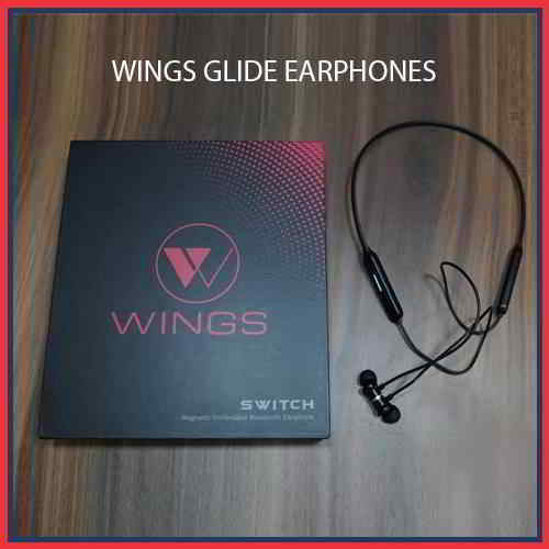Wings Lifestyle announces Wings Glide Earphones priced at Rs 999/-