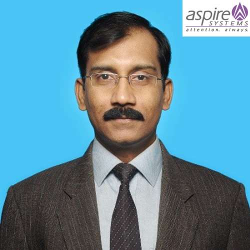 Aspire Systems names new VP of its Infrastructure and Application Support business unit