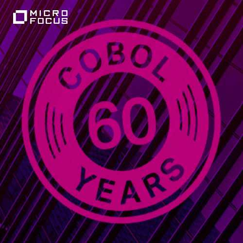Micro Focus commences its COBOL60 activities