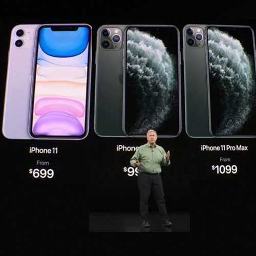 Apple launches IPhone 11 And IPhone 11 Pro with triple camera