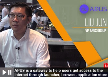 Liu Jun - VP of Marketing - APUS Group