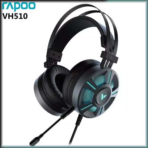 Rapoo brings 'VH510' headset priced for Rs. 3499/-