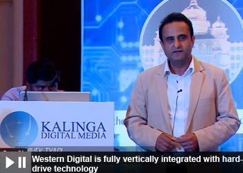 Vivek Tyagi - Director Sales(India) - Western Digital Corporation at 10th SIITF 2019