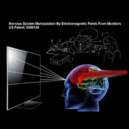 US Patent Confirms Human Nervous System Manipulation Through Your Computer & TV