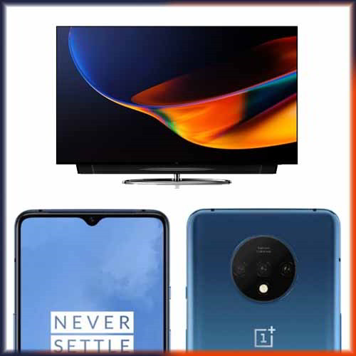 OnePlus hits the market with OnePlus 7T and New OnePlus TV