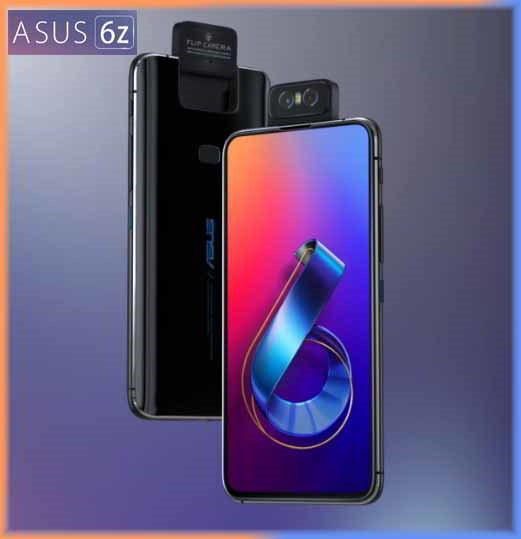 ASUS brings in 6Z with strong front and rear camera performance