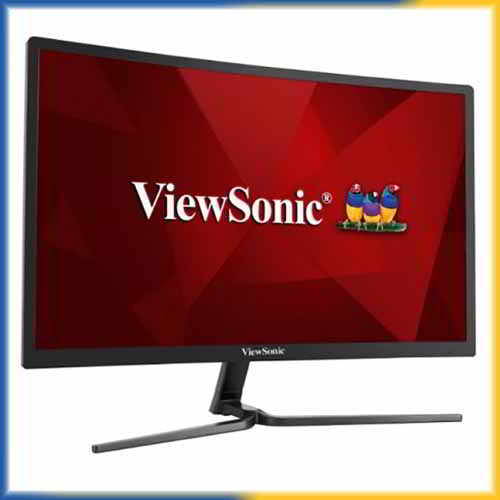 ViewSonic unveils VX3258-2KPC-mhd curved monitor for Gaming and Entertainment