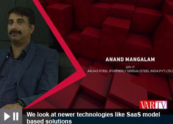 Anand Mangalam - GM-IT - Arjas Steel (Formerly Gerdau Steel India PVT.LTD.)