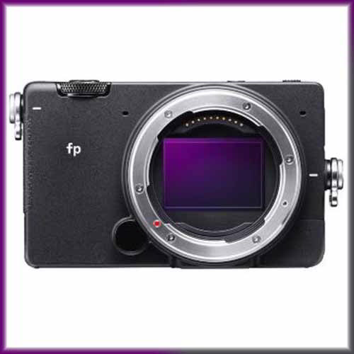 SIGMA unveils the smallest & lightest full-frame camera SIGMA fp