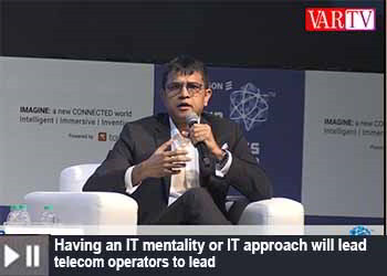 Prakash Mallya, VP & MD Sales and Marketing Group, Intel India at India Mobile Congress 2019