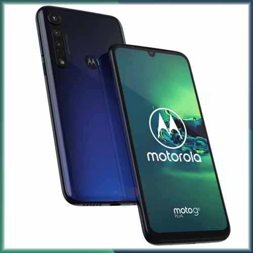 Motorola unveils the all-new moto g8 plus