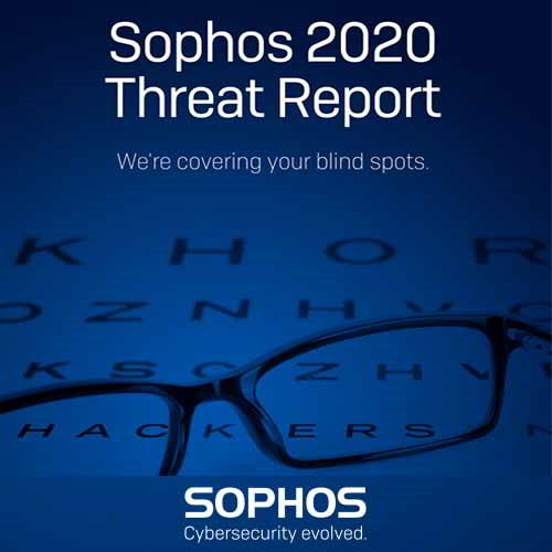 Sophos announces its 2020 Threat Report