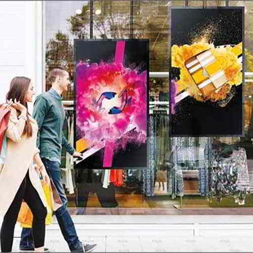 Samsung brings in Digital Window Display with dual display solution