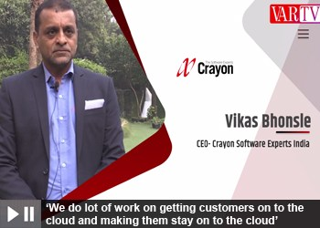 Vikas Bhonsle - CEO - Crayon Software Experts India