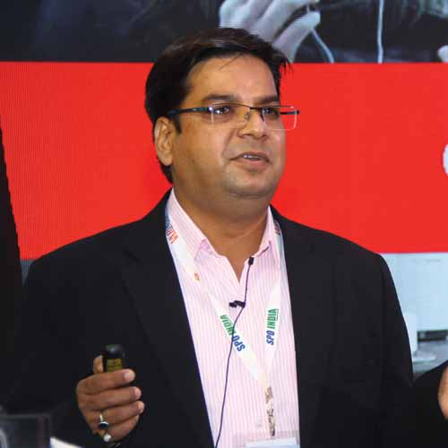 Neerav Kumar, Director, Strategy Initiative – CommScope