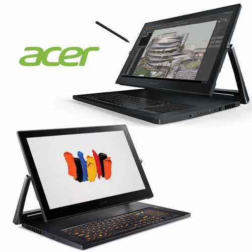 Acer unveils its new ConceptD and ConceptD Pro family series in India
