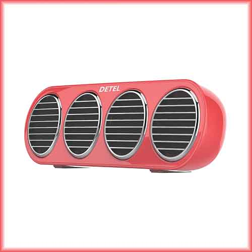 Detel launches wireless Bluetooth speaker - Amaze