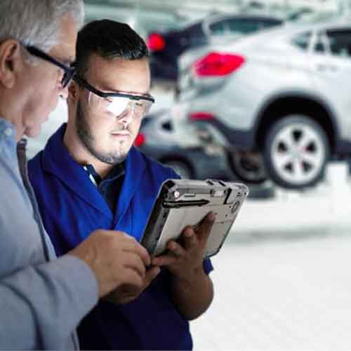 BMW Group selects Getac for provision of rugged mobile devices and solutions