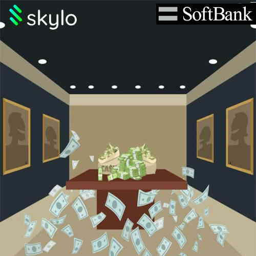 Skylo receives $116 million in funding from SoftBank