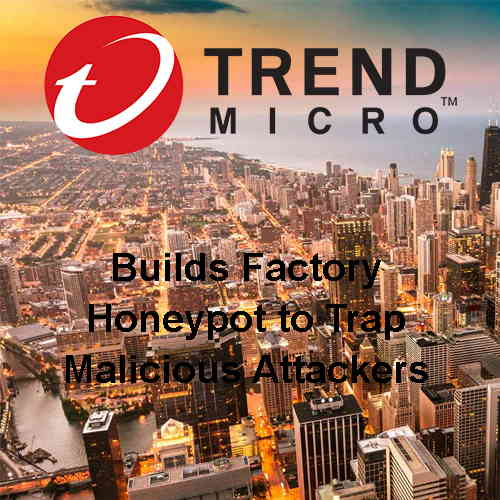 Trend Micro builds factory honeypot to trap malicious attackers