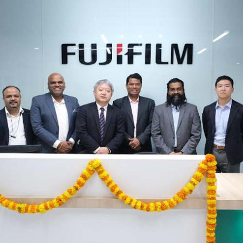Fujifilm India launches its new office in Bangalore