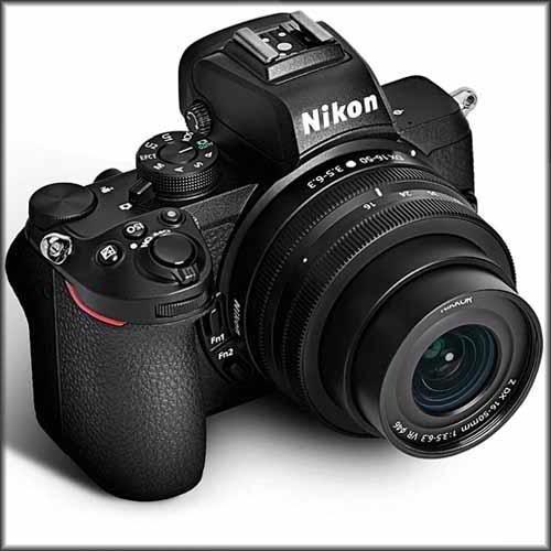 Nikon's wonder creation: Z 50 mirror less camera