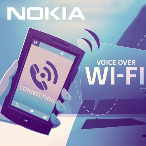 Voice over Wi-Fi feature now available on Nokia smartphone