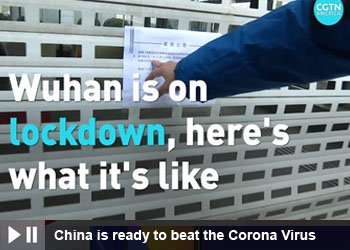 China is ready to beat the Corona Virus
