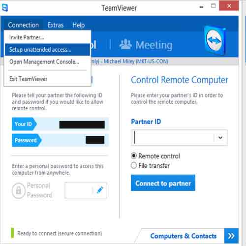 TeamViewer launches 'Remote Access' for professionals working remotely