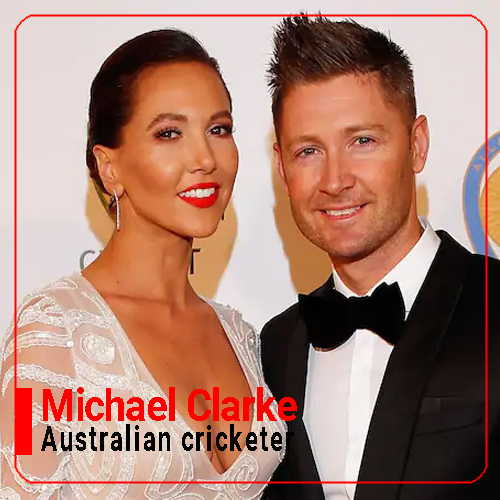 Michael Clarke divorces his wife after 7-years of marriage