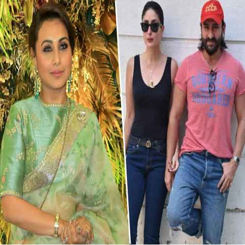 Saif Ali Khan recollects Rani's tips on Kareena
