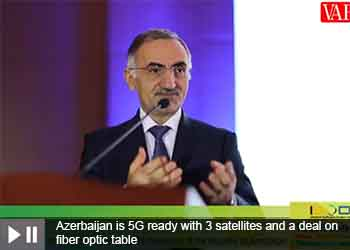 Elmir Velizadeh, Deputy Minister, Transport Communications and High Technologies, Republic of Azerbaijan