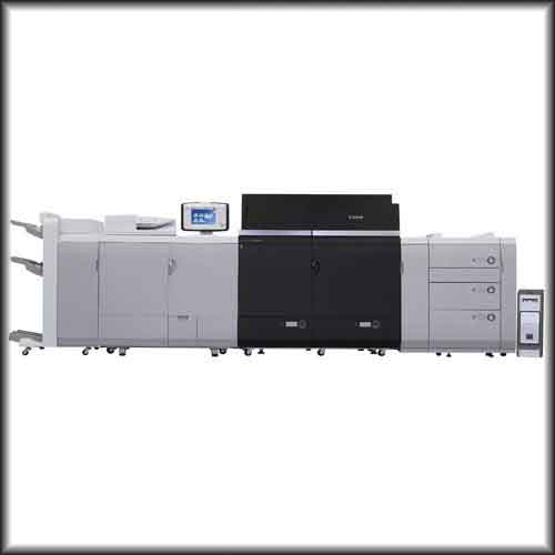 Canon India reinforces its position in Kolkata with installation of imagePRESS C8000VP printer